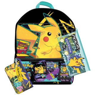 Pokemon Backpack Set 4pk