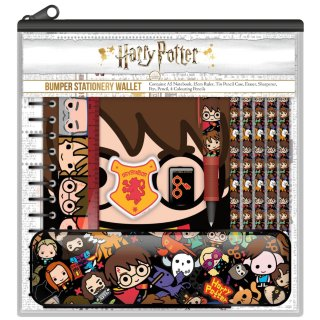 Harry Potter Bumper Stationery Wallet 11pk