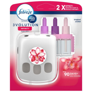 Febreze 3Volution Plug-In Starter Kit - Tropical Orchid