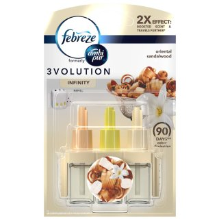 Febreze 3Volution Plug-In Refill - Oriental Sandalwood