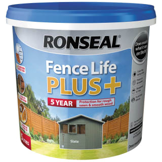 Ronseal Fence Life Plus+ 5L - Slate