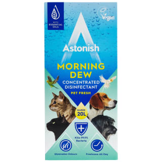 Astonish Concentrated Pet Disinfectant 500ml - Morning Dew