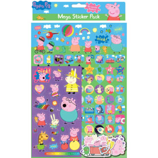 Peppa Pig Mega Sticker Pack