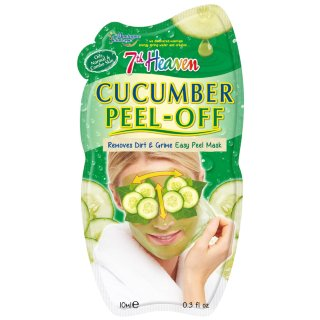 7th Heaven Face Mask - Cucumber Peel-Off