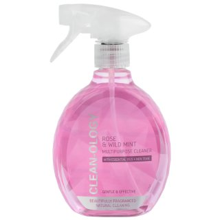 Cleanology Multipurpose Cleaner 500ml - Rose & Wild Mint