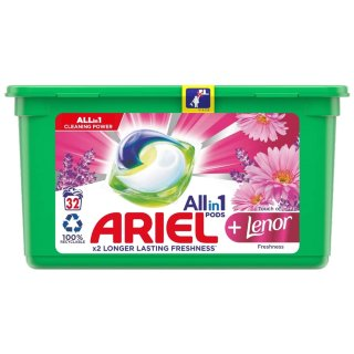 Ariel All-in-1 Laundry Pods 32pk