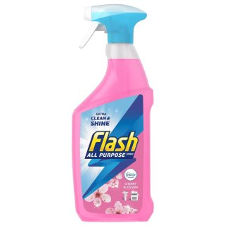 Flash Clean & Shine All Purpose Cleaner 730ml - Cherry Blossom