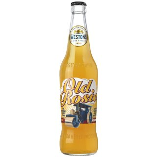 Westons Old Rosie Cloudy Cider 500ml