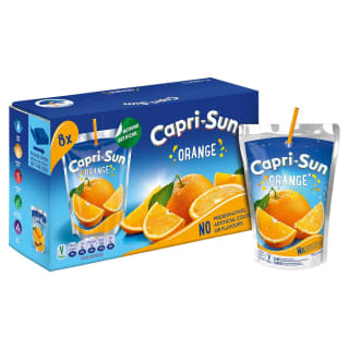 Capri-Sun Orange 8 x 200ml