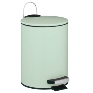 Powder Coated Pedal Bin 3L - Mint