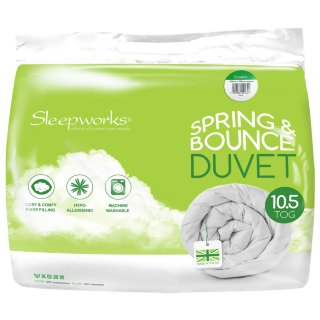 Spring & Bounce 10.5 Tog Duvet - Double