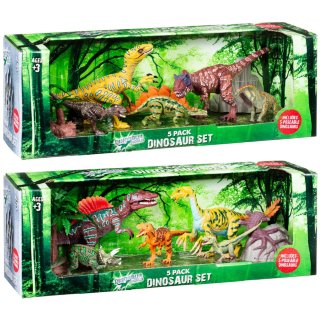 Dinosaur Toy Set 5pk