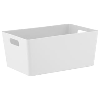 Small Studio Storage Box - White