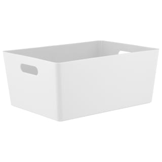 Large Studio Storage Box - White