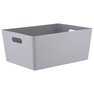 Large Studio Storage Box - Grey