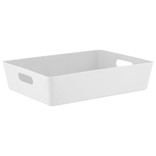 Large Studio Tray - White