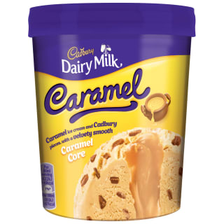 Cadbury Caramel Ice Cream 480ml