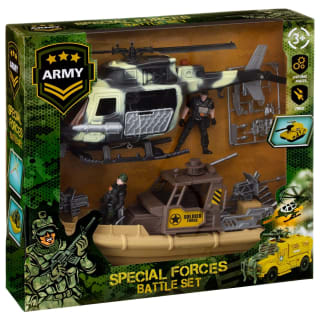 Special Forces Battle Set