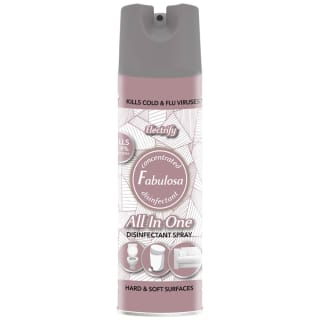 Fabulosa All in One Disinfectant Spray 400ml - Electrify
