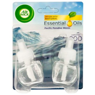 Air Wick Essential Oils Refill 2pk - Pacific Paradise Waves