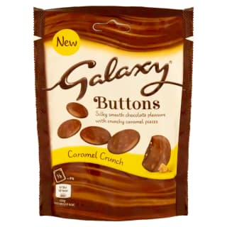 Galaxy Buttons 93g - Caramel Crunch