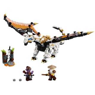 LEGO Ninjago Wu's Battle Dragon