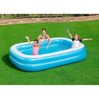 Rectangular Family Inflatable Pool