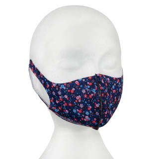 Reusable Printed Fabric Face Cover - Floral