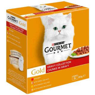 Gourmet Gold Gravy Collection 8 x 85g