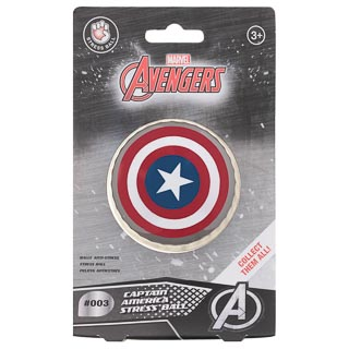 Marvel Avengers Stress Ball - Captain America