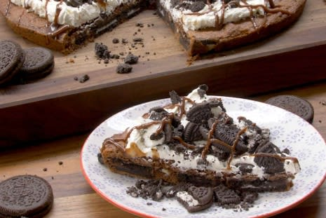 Recipe: Oreo Pizza