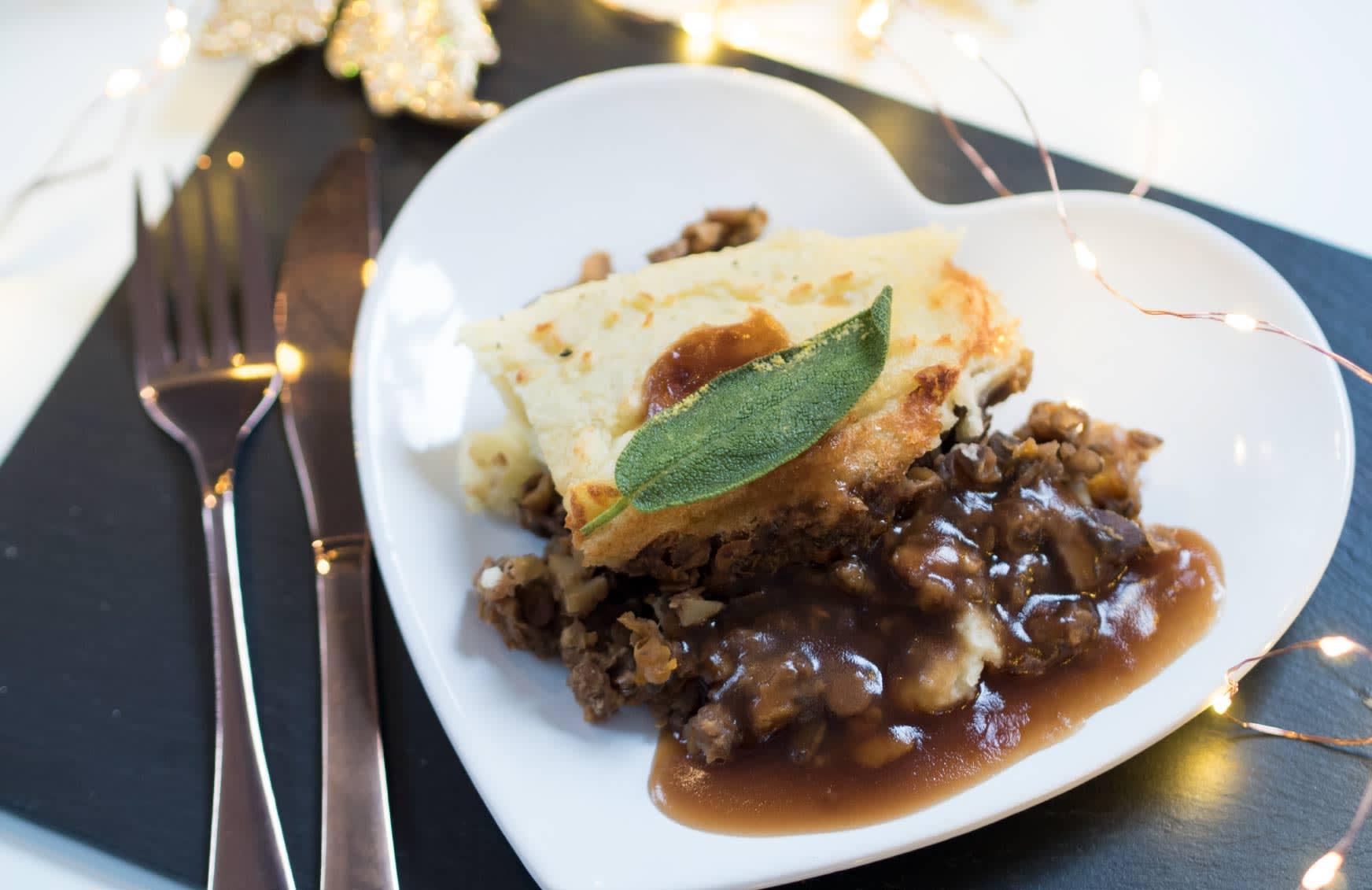 Guest Recipe Lauras Vegan Shepherds Pie