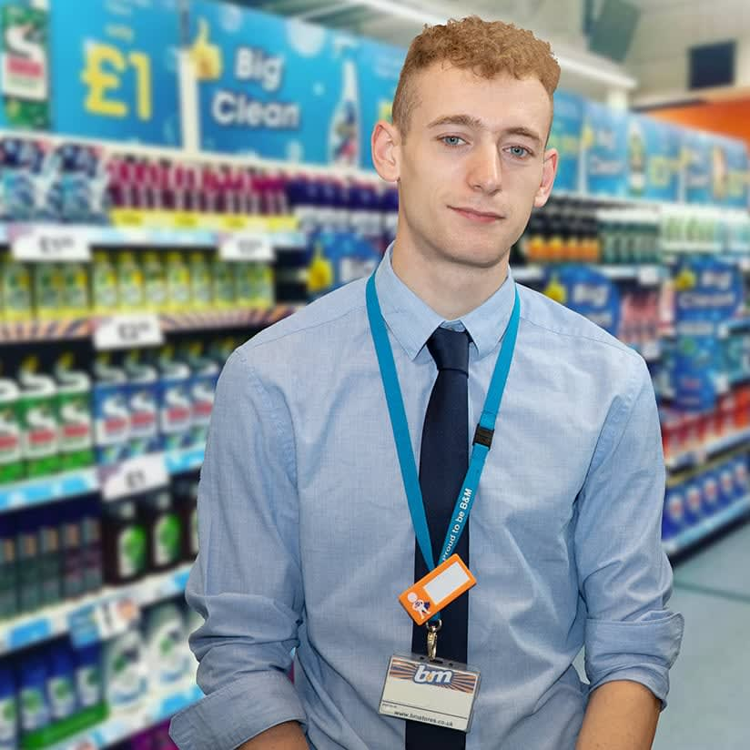 B&M Stores `Deputy Store Manager