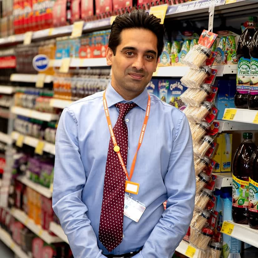 B&M Stores `Area Manager