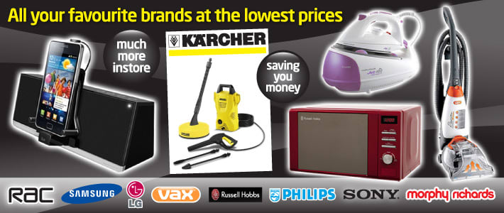 All your favourite brands at the lowest prices at bmstores.