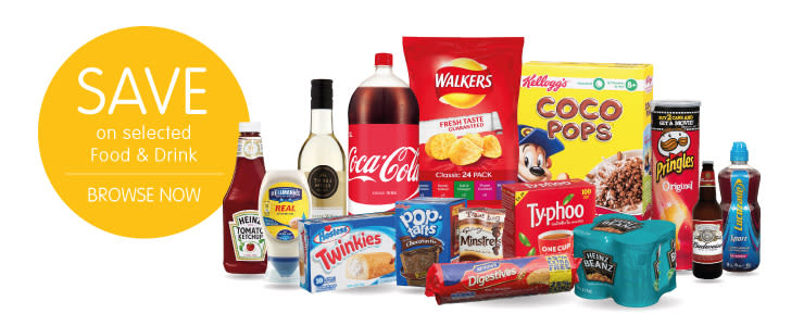 Food And Drink: Cheap Food And Drink From B&M