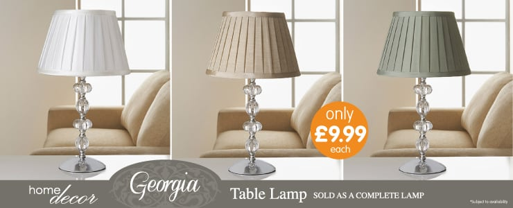 Save on lamps at bm