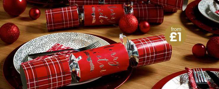 Cheap christmas crackers complete with bad jokes save on christmas crackers at bm solutioingenieria Choice Image
