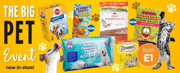 Pet Event - Cheap Pet Supplies & Accessories - Pet Food