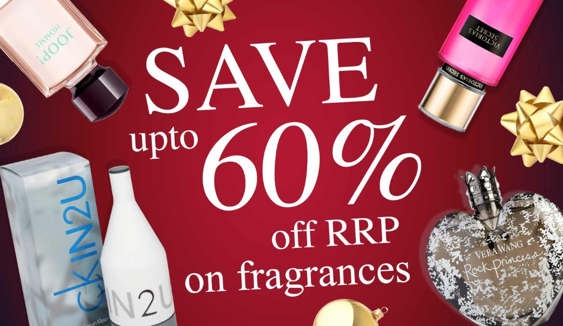 Save on Fragrance Gifts at B&M.