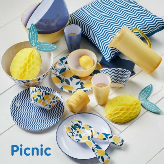 New picnic range in store at B&M.