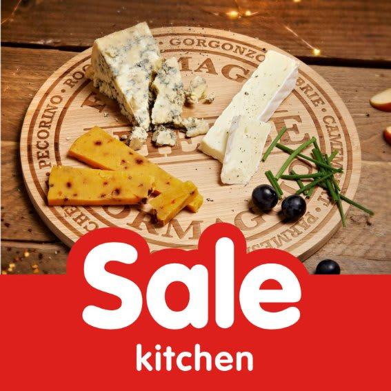 Kitchen Accessories Sale at B&M.
