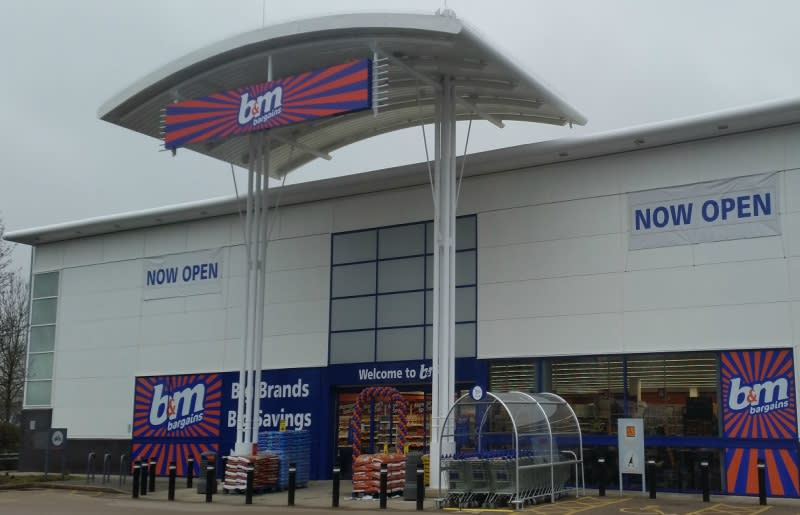 B M Beckton Food Toy And Electricals Shop
