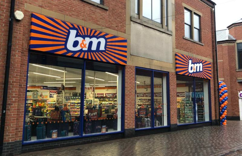 Bm Redcar Food Toy And Electricals Shop