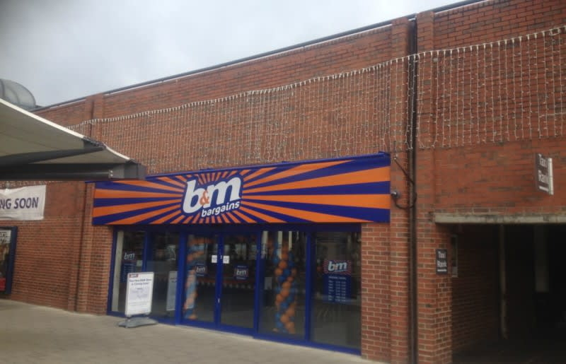 Bm Kings Lynn Food Toy And Electricals Shop