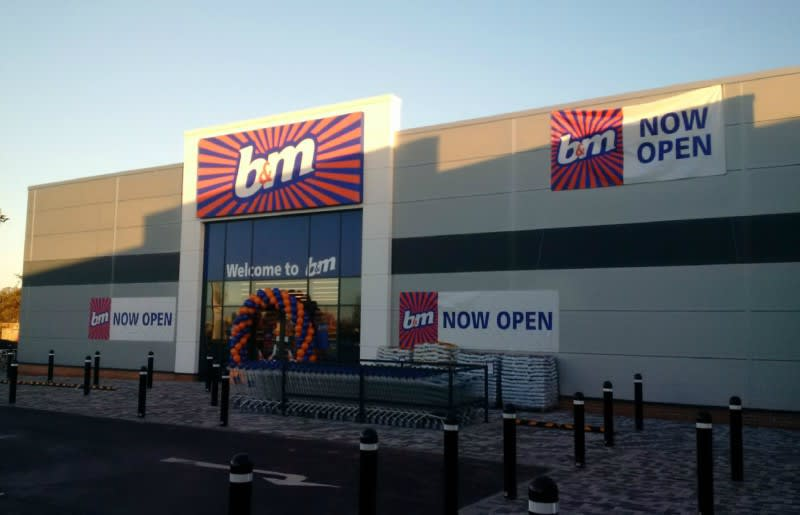 Bm Kings Lynn Pierpoint Retail Park Food Toy And