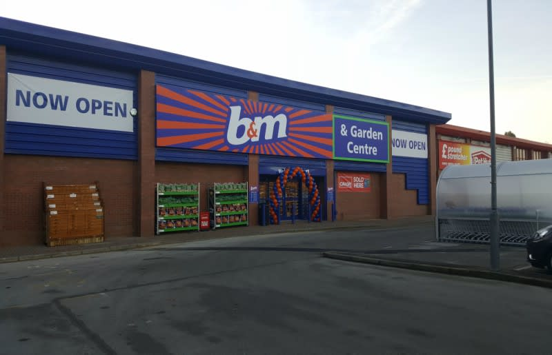 Bm Baileygate Food Electricals Toy Shop And Garden Centre