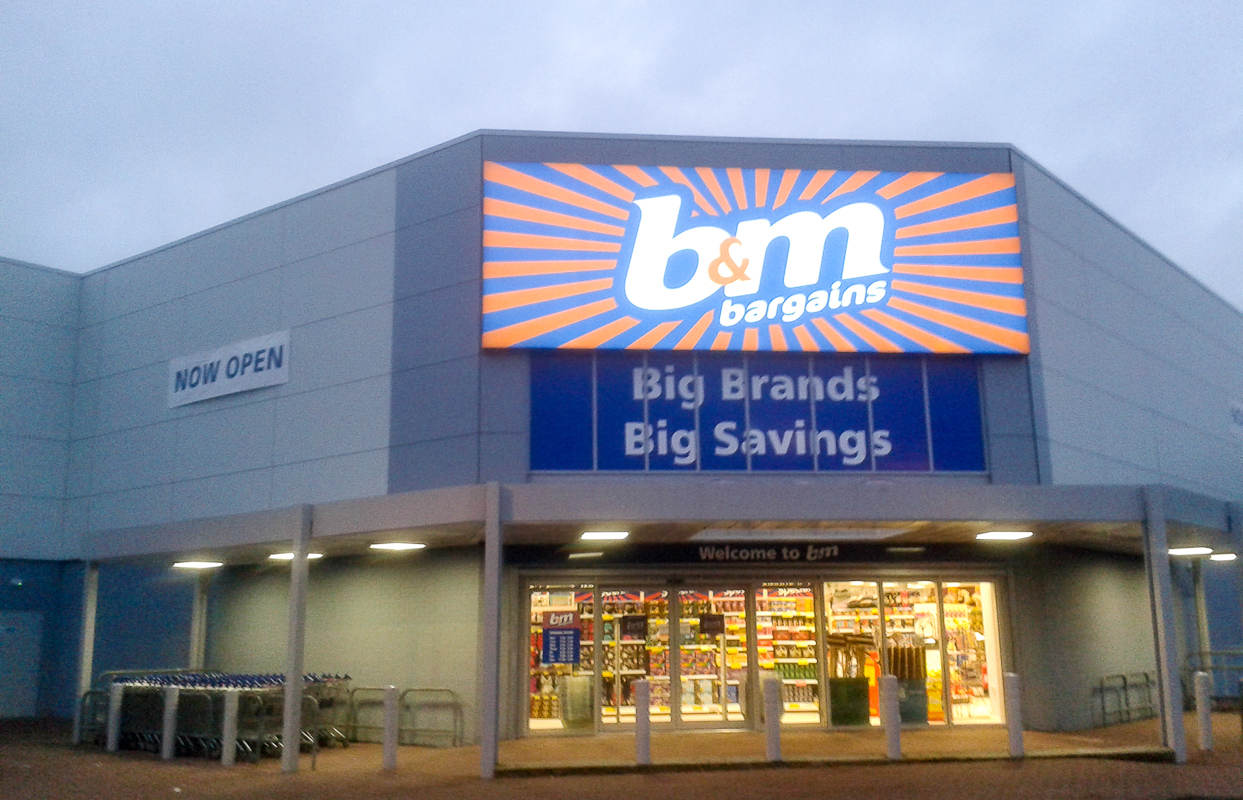 Bm North Shields Coast Road Retail Park Food Toy And