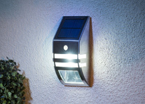 Image: Solar Wall & Security Lights